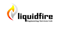 liquid fire logo