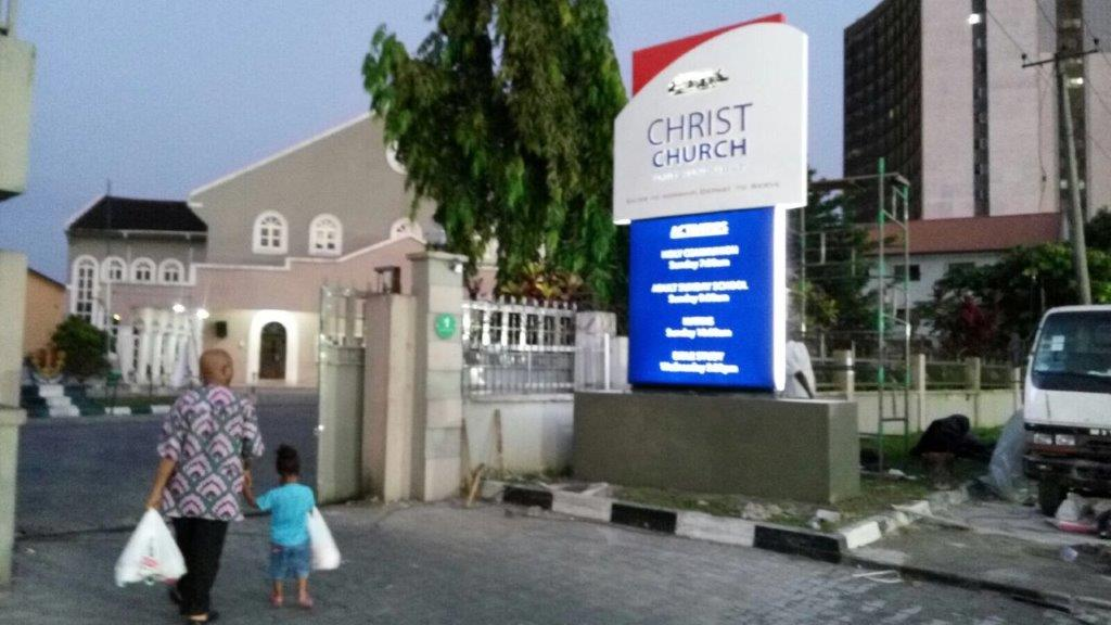 Branding: Christ Church (Port-Harcourt)