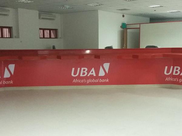 Branding: UBA – 55 Marina