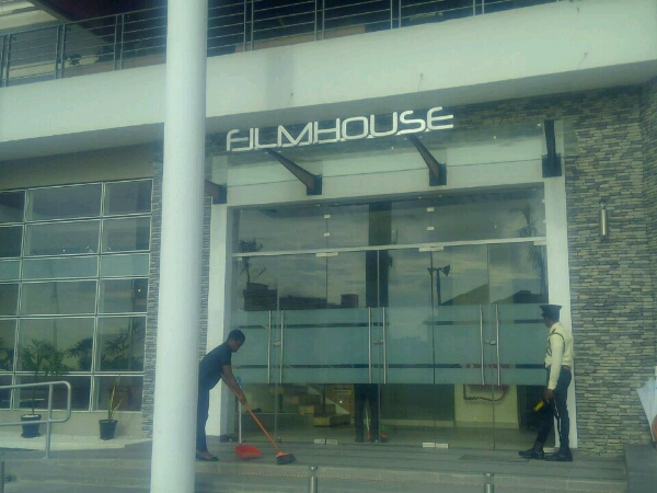 Filmhouse Cinemas Signage By Goldfire Nigeria Limited Signage Company In Nigeria 10
